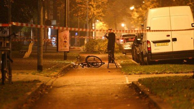 Om niets neergeschoten student: 'Had geen schijn van kans'