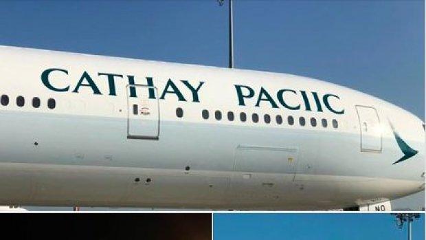 Aziatische luchtvaartmaatschappij maakt outje met belettering