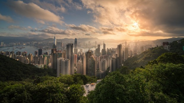 Huizentekort? In Hong Kong bouwen ze in grotten
