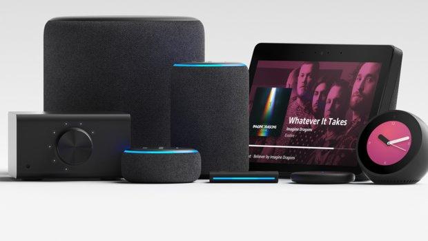 Amazon brengt Alexa ook naar magnetrons en auto's