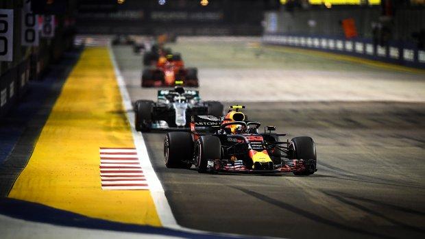 Verstappen: 'Red Bull de beste auto van het hele veld'