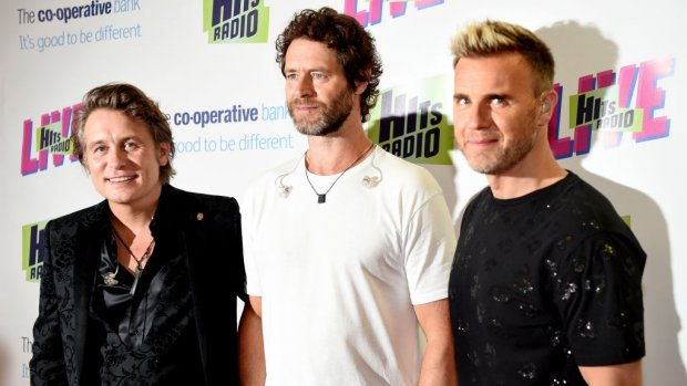 Relight my fire: Take That komt naar Nederland en dat is kassa