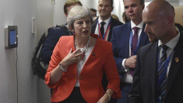 May: impasse in onderhandeling, voorbereiden op 'no deal'-brexit