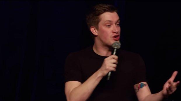 Netflix-show Schotse comedian is 'relatie-killer'