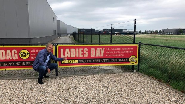 Is Ladies' Day bij de wasstraat discriminatie?