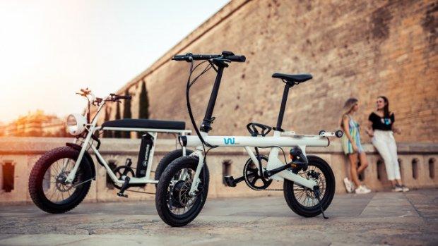 Stoere elektrische vouwfiets gaat hard op Indiegogo