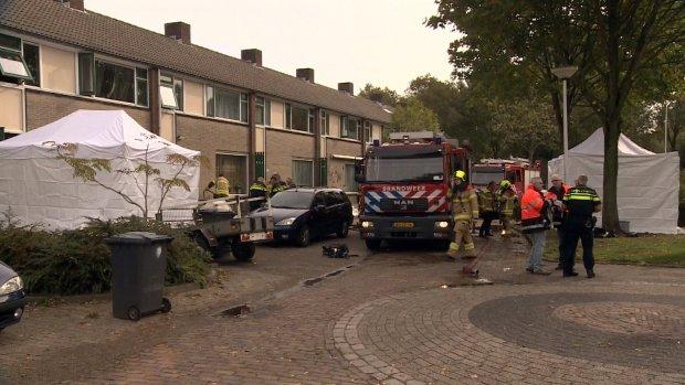 Sporen van geweld bij omgekomen gezin Papendrecht