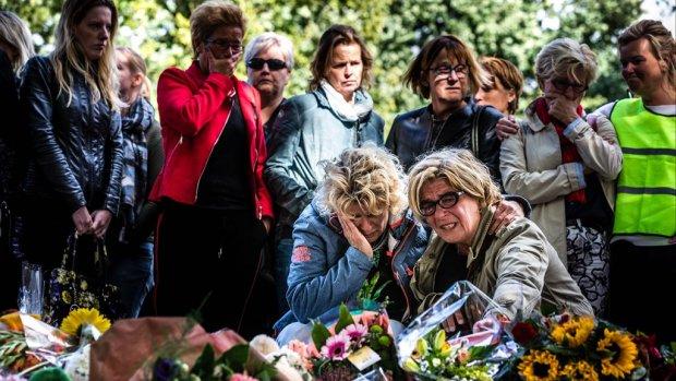 Meer dan een ton opgehaald voor slachtoffers Oss