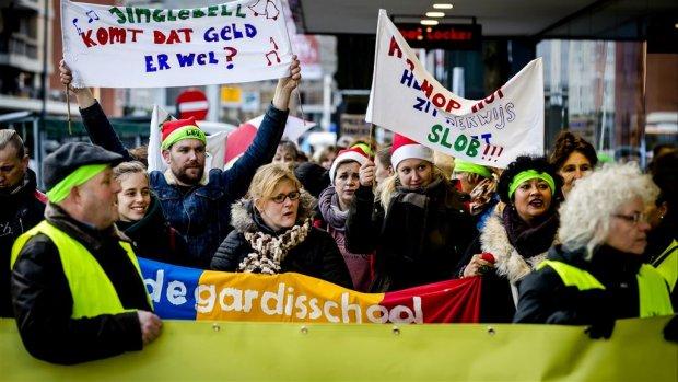Basisscholen hebben 110 miljoen euro op de plank liggen