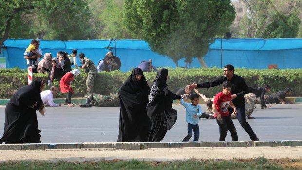 Aanslag in Iran: 'Daders hebben hoofdkantoor in Delft'