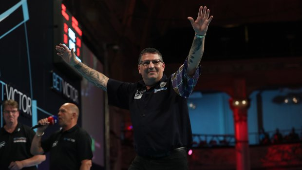 Anderson wint Champions League of Darts in Schotse finale