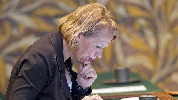 VVD-senator Anne-Wil Duthler (VVD) ontkent belangenverstrengeling