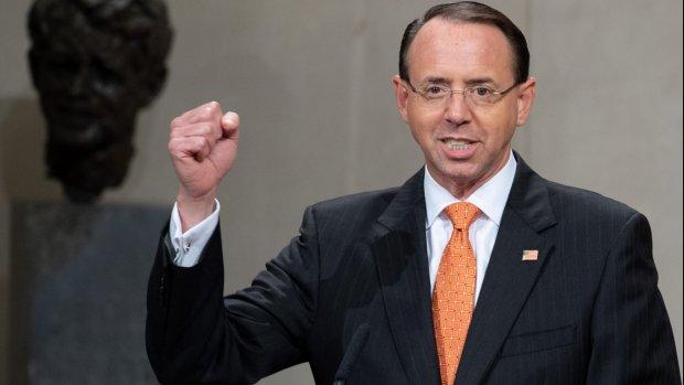 Ontslag dreigt voor Amerikaanse onderminister van Justitie
