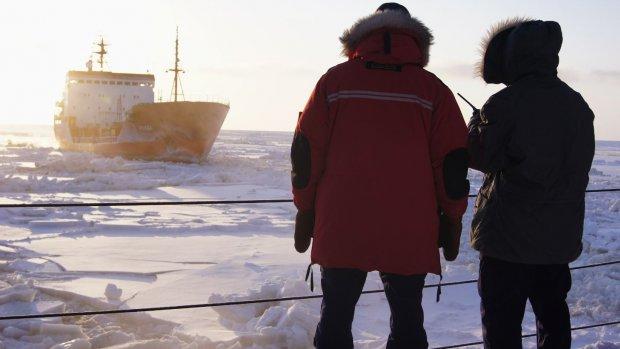 Droom van een dorp: Nome wil een grote haven nu het poolijs smelt