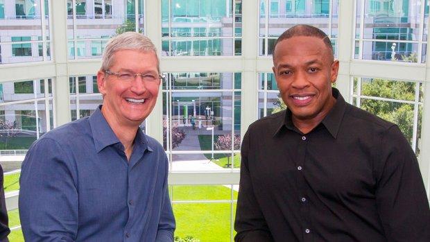 'Videodienst Apple vertraagd door bemoeizucht topmensen'