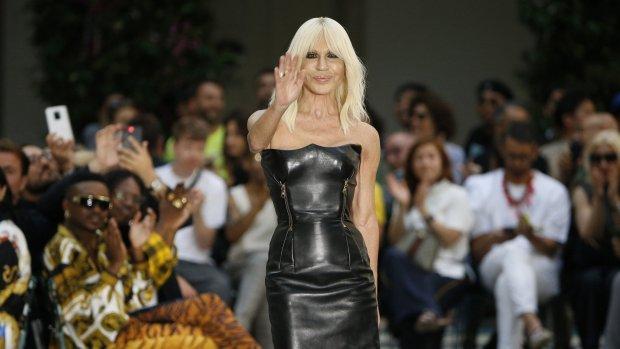 'Amerikanen azen op Versace'