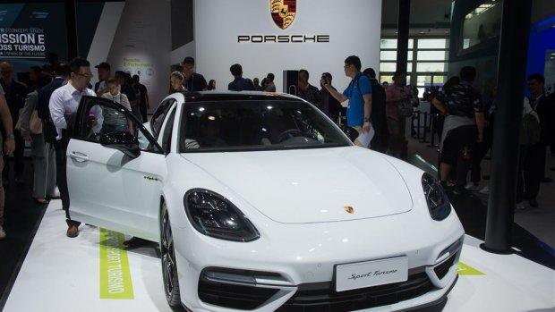 Porsche stopt productie 'besmette' dieselwagens