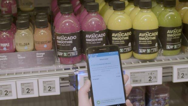 Scannen en wegwezen: eerste kassaloze winkels AH to go open
