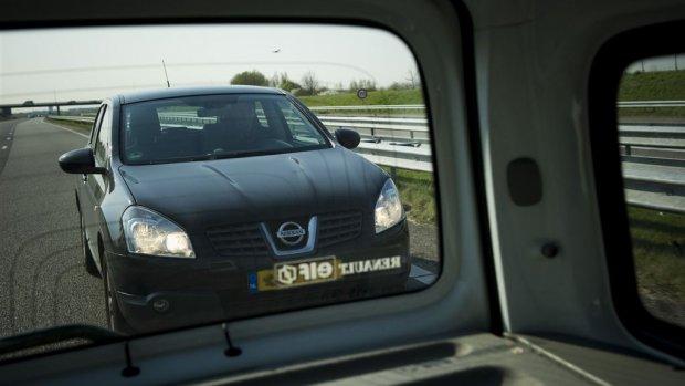 Politie gaat verkeershufters achtervolgen