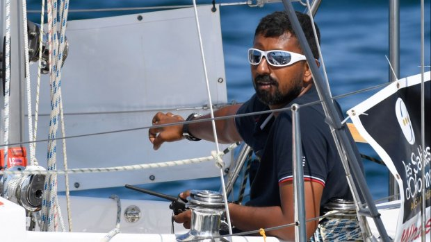 Gewonde zeezeiler Tomy gered, toestand stabiel