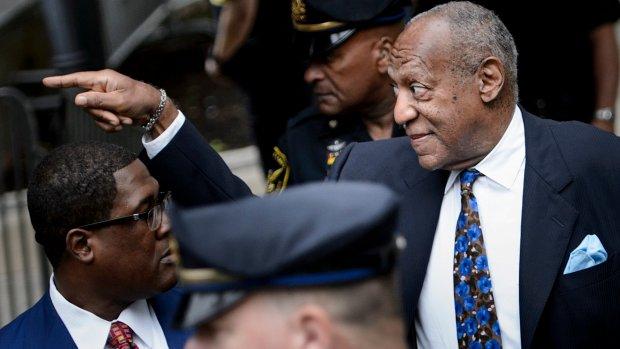 Bill Cosby veroordeeld tot minstens drie jaar cel
