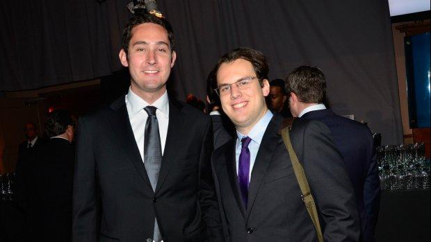 Oprichters Instagram stappen op, 'te veel bemoeienis Zuckerberg'