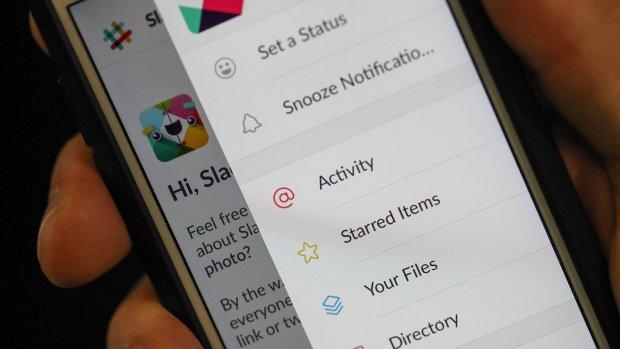 Slack nu echt naar de beurs, chat-app laat miljoenenverlies zien