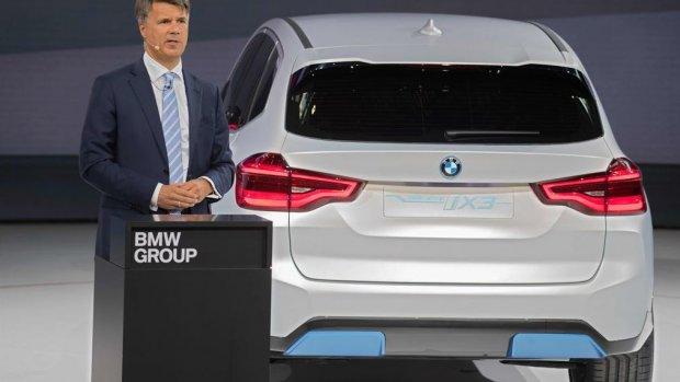 Winstwaarschuwing BMW door prijsdruk en handelsconflicten