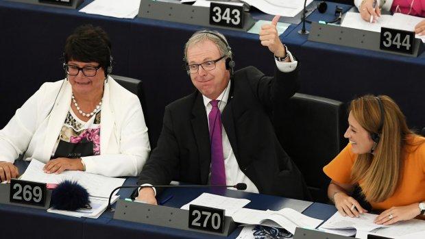 Leden Europarlement hoeven bonnetjes niet openbaar te maken