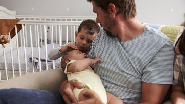 Langer verlof voor kersverse papa: vijf dagen in plaats van twee