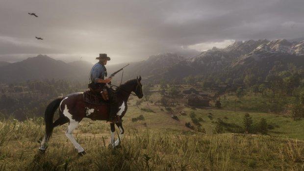 Gespeeld: Red Dead Redemption 2 (deel 1)