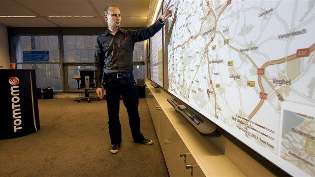 Met de verkoop van Telematics zet TomTom alles op één kaart