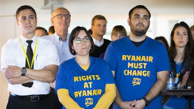 Arbeidsrechtadvocaat noemt contracten Ryanair-personeel 'bizar'