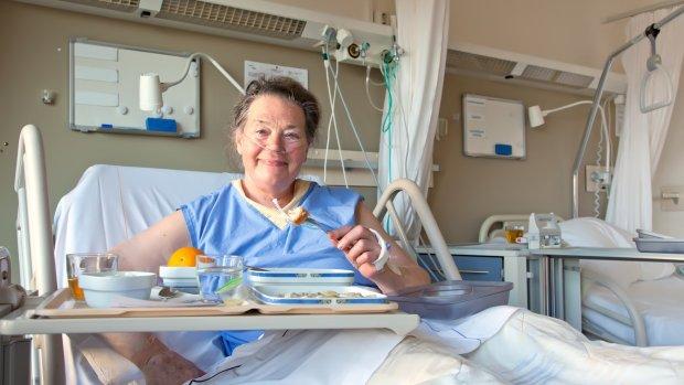 Growing Ideas – Beter eten in het ziekenhuis