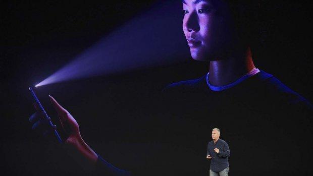 Advies voor politie: kijk nooit naar een iPhone X