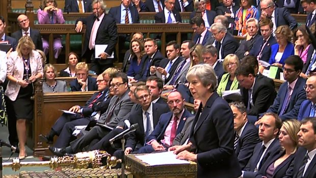 Brits parlement stemt 11 december over brexit