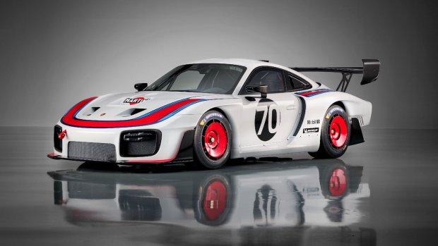 Porsche herbouwt iconische 935