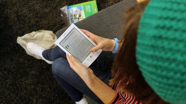 Btw op e-boeken, digitale kranten en magazines gaat omlaag