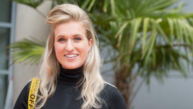 Britt Dekker doet verslag van het Televizier-Ring Gala