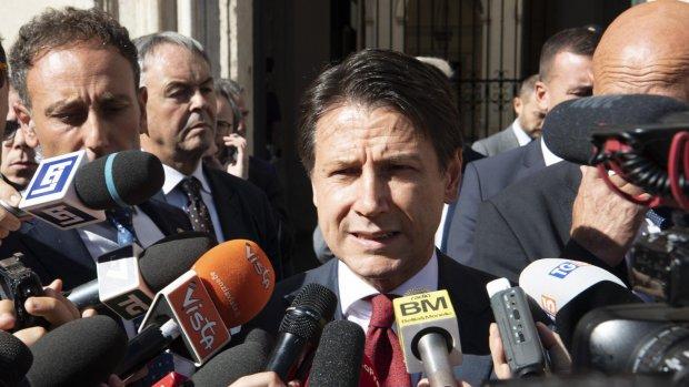 Italië lijkt toch te buigen onder druk EU