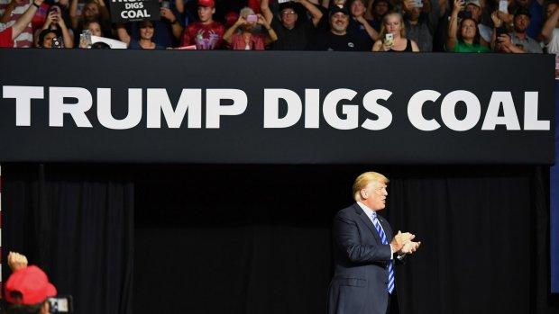 Waarom, zelfs onder Trump, de verduurzaming gewoon doorgaat