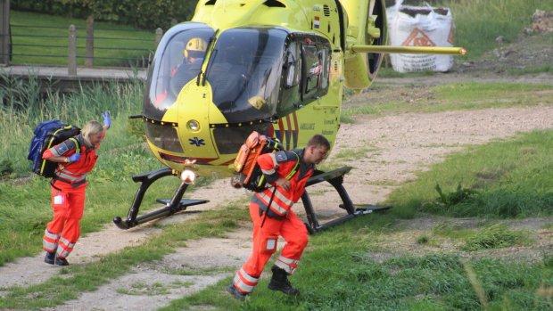 Veel leed, zelden tranen: Renske is arts op een traumahelikopter