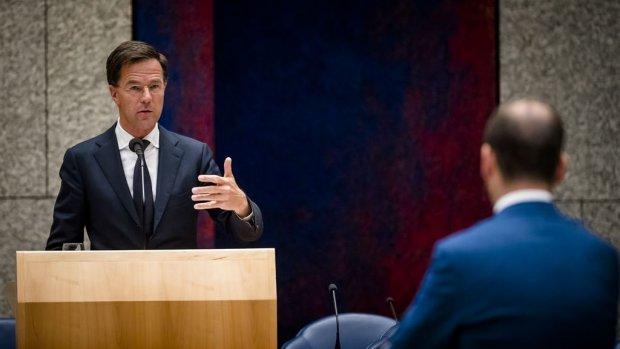 Op een rij: hoe Rutte het afschaffen van dividendtaks verdedigde