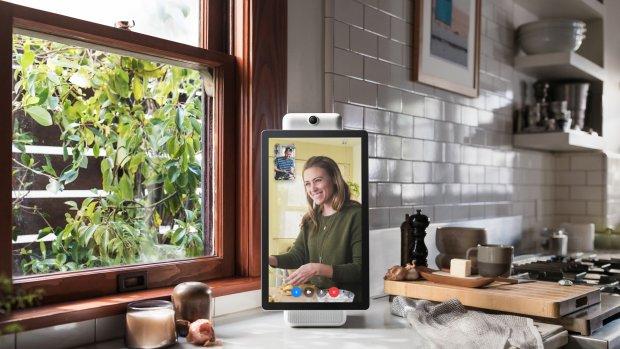 'Facebook werkt aan apparaat om op tv te videochatten'