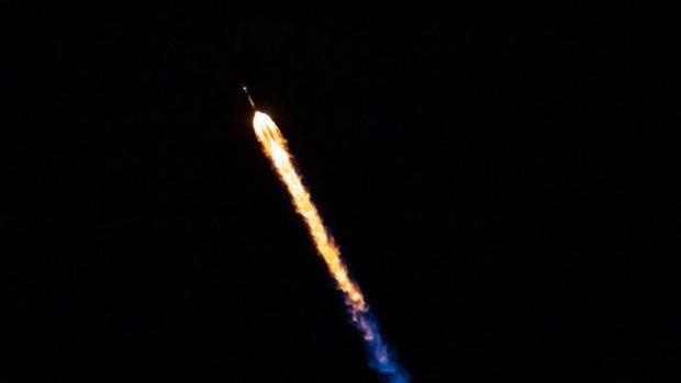 SpaceX landt voor het eerst raket in Californië