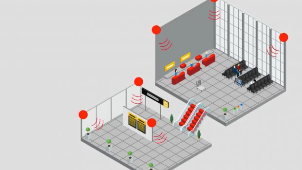 Dutch Design Week: indoor navigeren met de app Tik-Tik