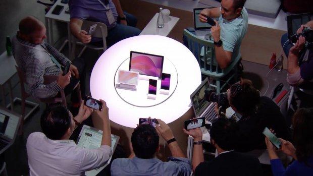 Google presenteert nieuwe smartphones en tablet