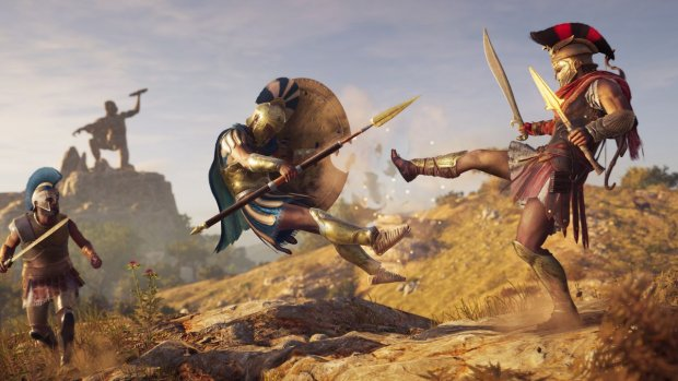 Review: Assassin's Creed Odyssey is must-have voor de fans