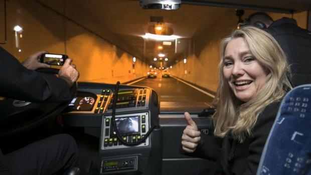 Miljoenenstrop ministerie: beton tunnels niet brandbestendig