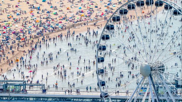 Enorme toename aan toeristen in Nederland verwacht in 2030
